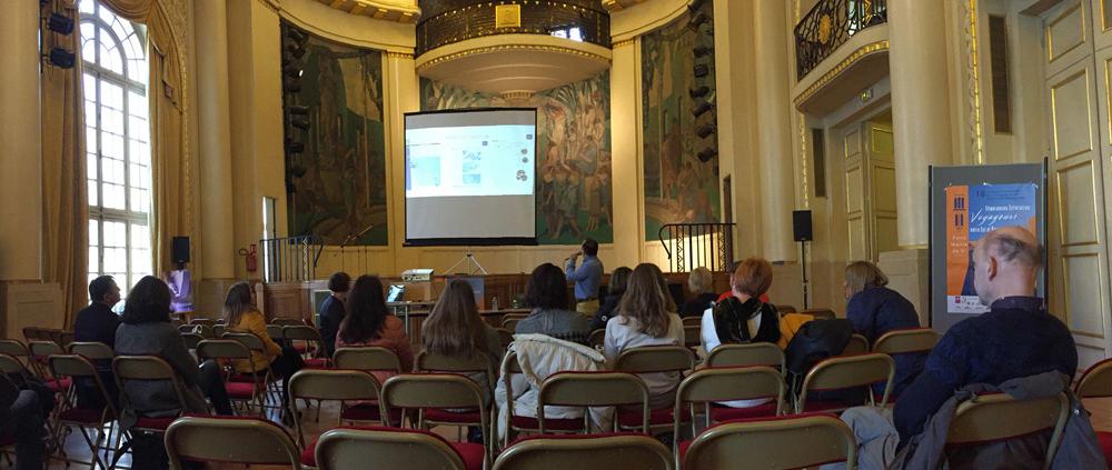 Conférence Zlatoust Paris